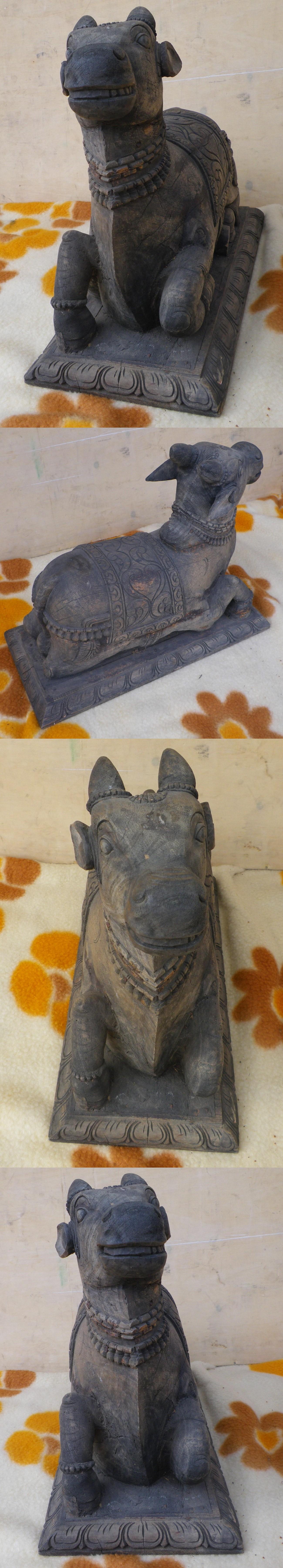 インド木彫り7