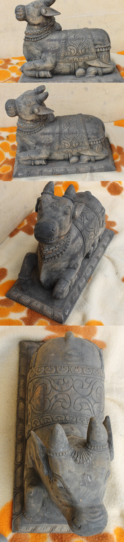インド木彫り1