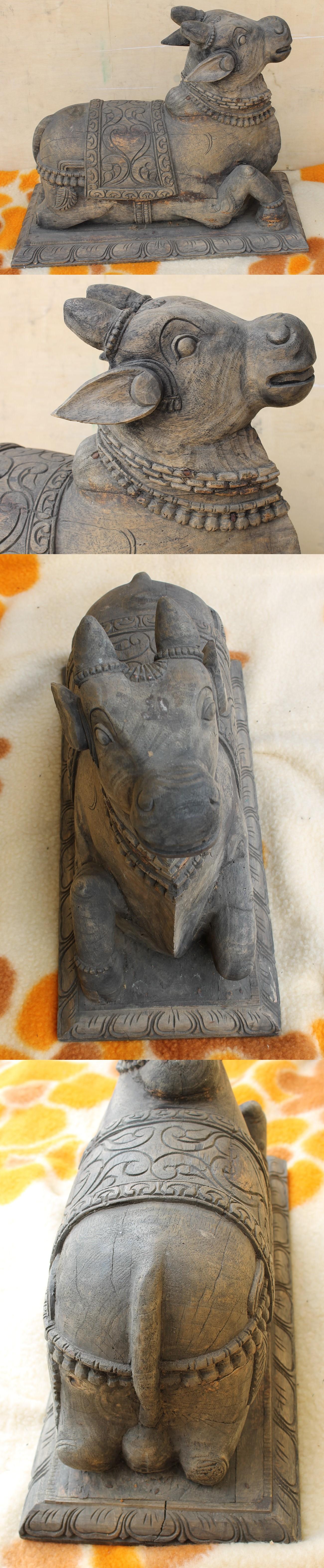 インド木彫り2