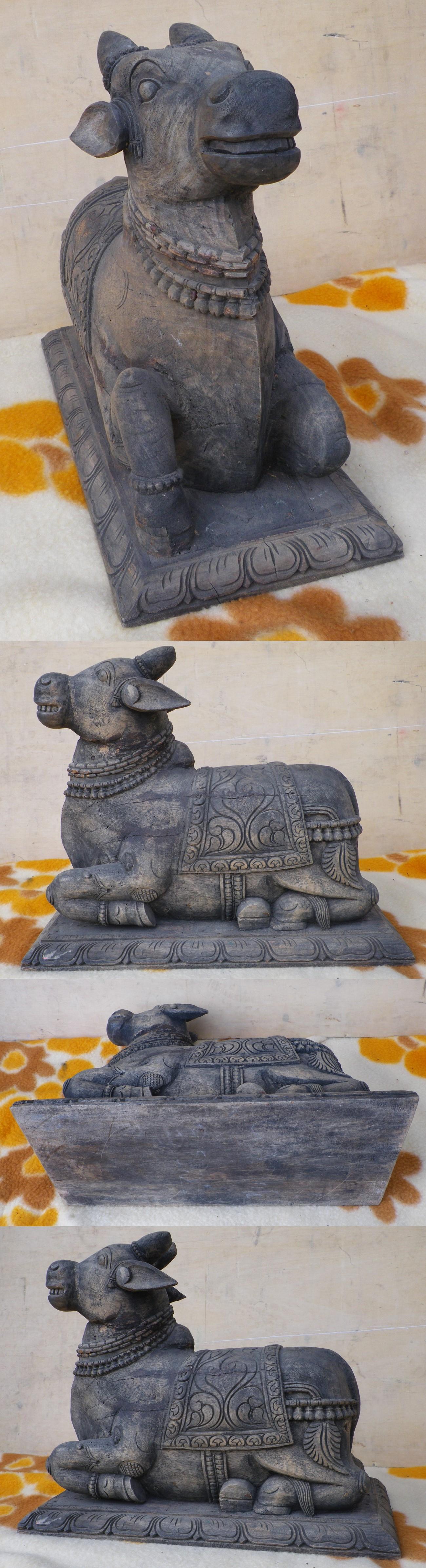 インド木彫り6