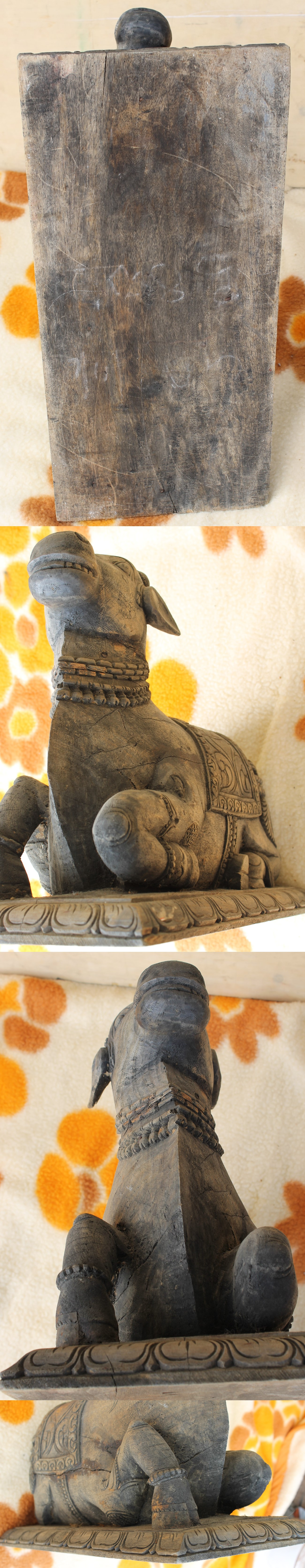 インド木彫り4
