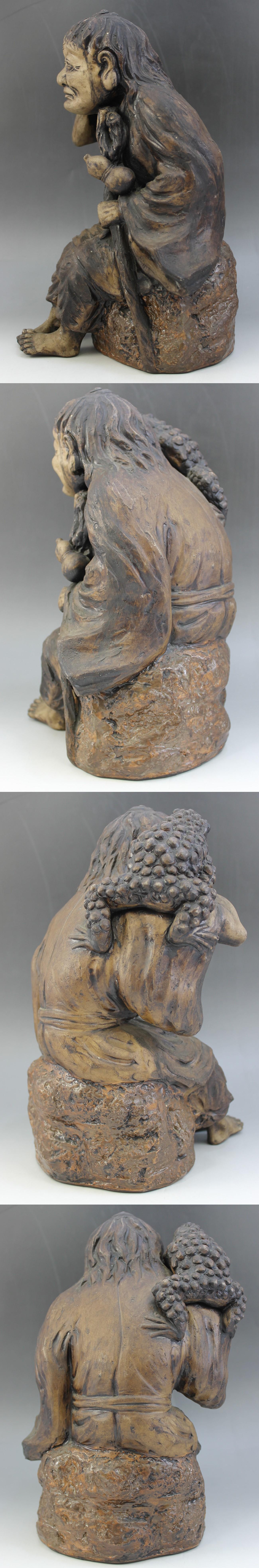 九谷蝦蟇仙人2