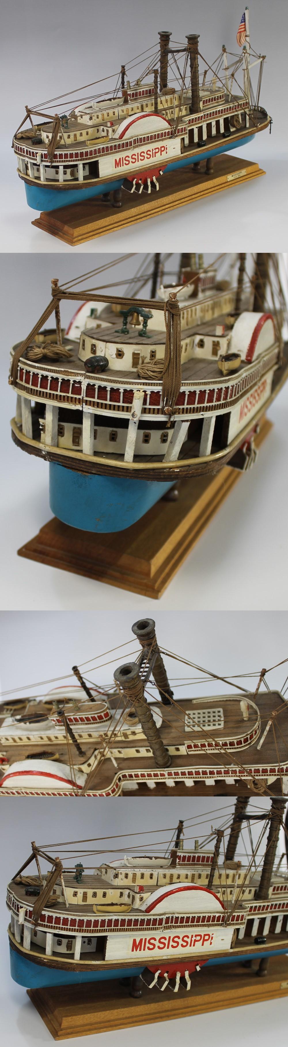 054蒸気船模型4