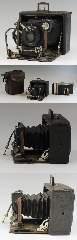 309蛇腹式カメラ六櫻社1
