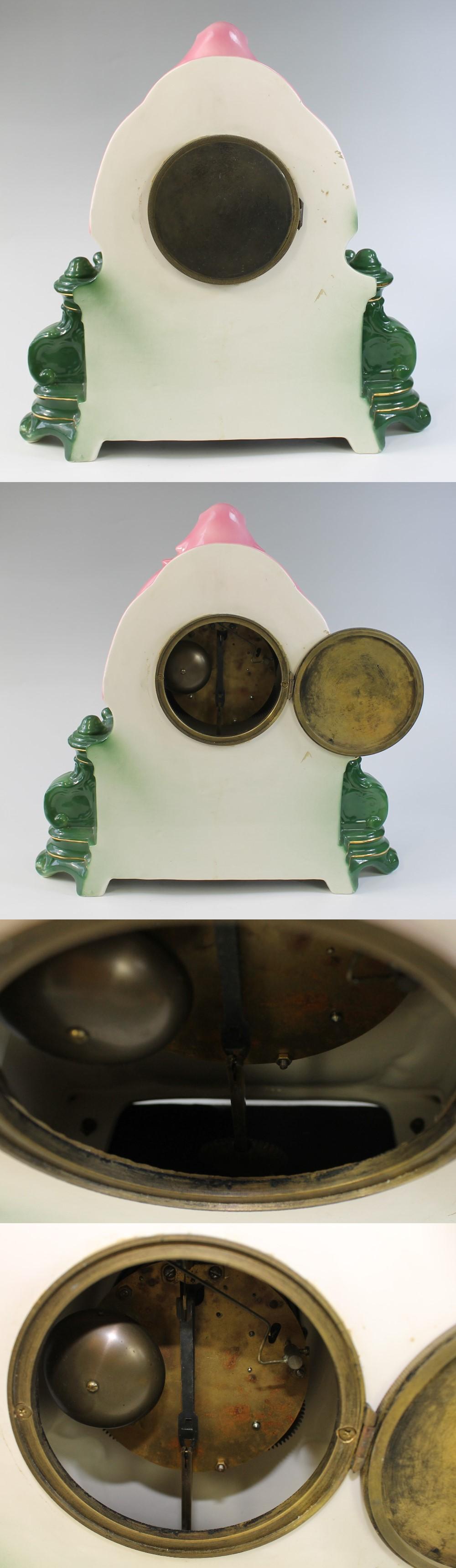 184陶器製置時計2