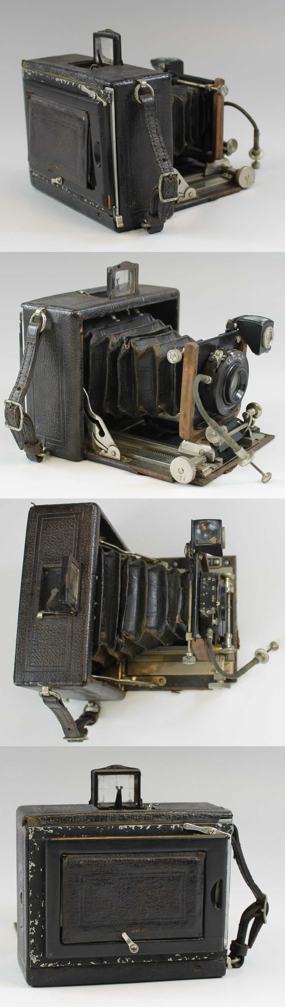 309蛇腹式カメラ六櫻社2